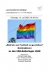 CSD Stuttgart - Stuttgart Pride - Actually, the Dead Are Not Dead. Politiken des Lebens